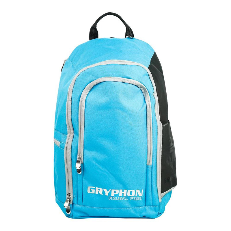 Gryphon Hockey Frugal Fred 2020 Cyan Front