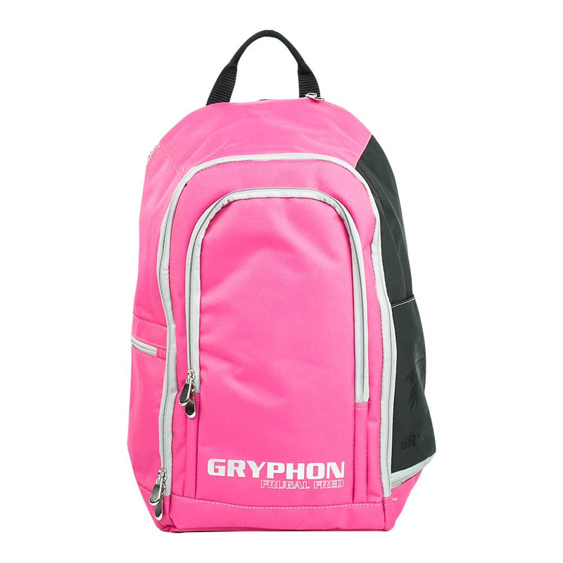 Gryphon Hockey Frugal Fred 2020 Pink Front