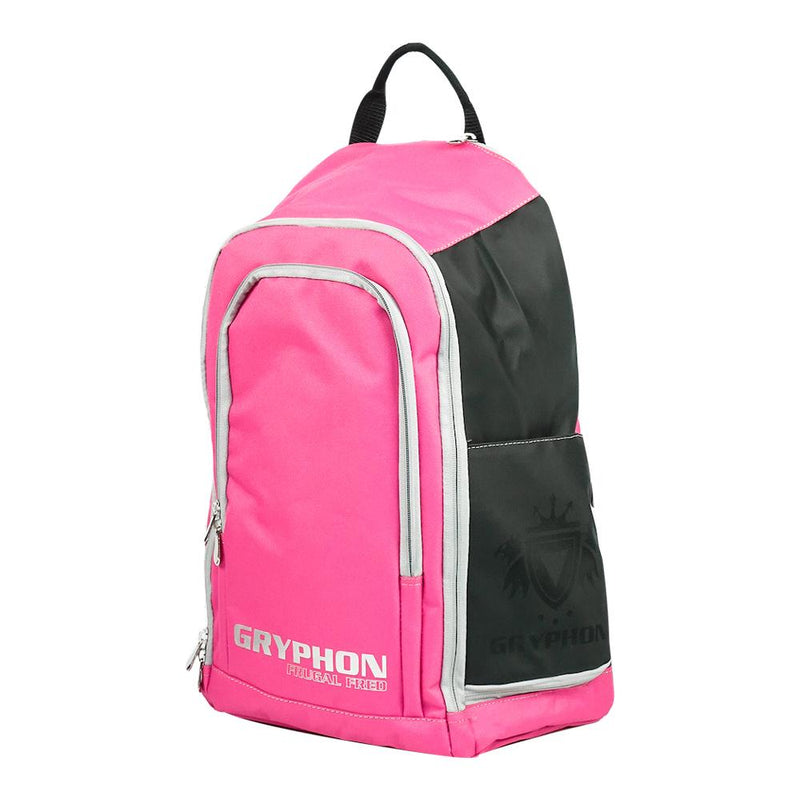 Gryphon Hockey Frugal Fred 2020 Pink Side