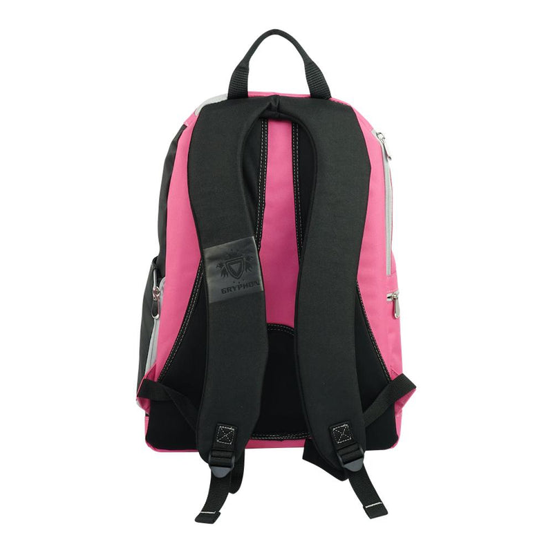Gryphon Hockey Frugal Fred 2020 Pink Back