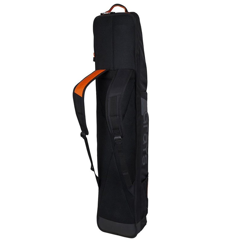 Grays Delta Stick Bag 2019 Black Orange Back