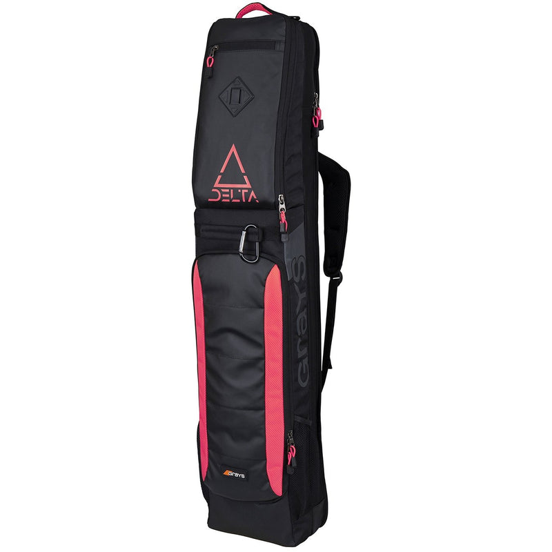Grays Delta Stick Bag 2019 Black Pink Front