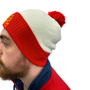 North Kildare Hockey Club Bobble Hat Side