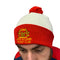 North Kildare Hockey Club Bobble Hat Front