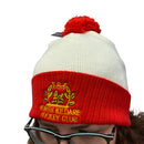 North Kildare Hockey Club Bobble Hat Logo