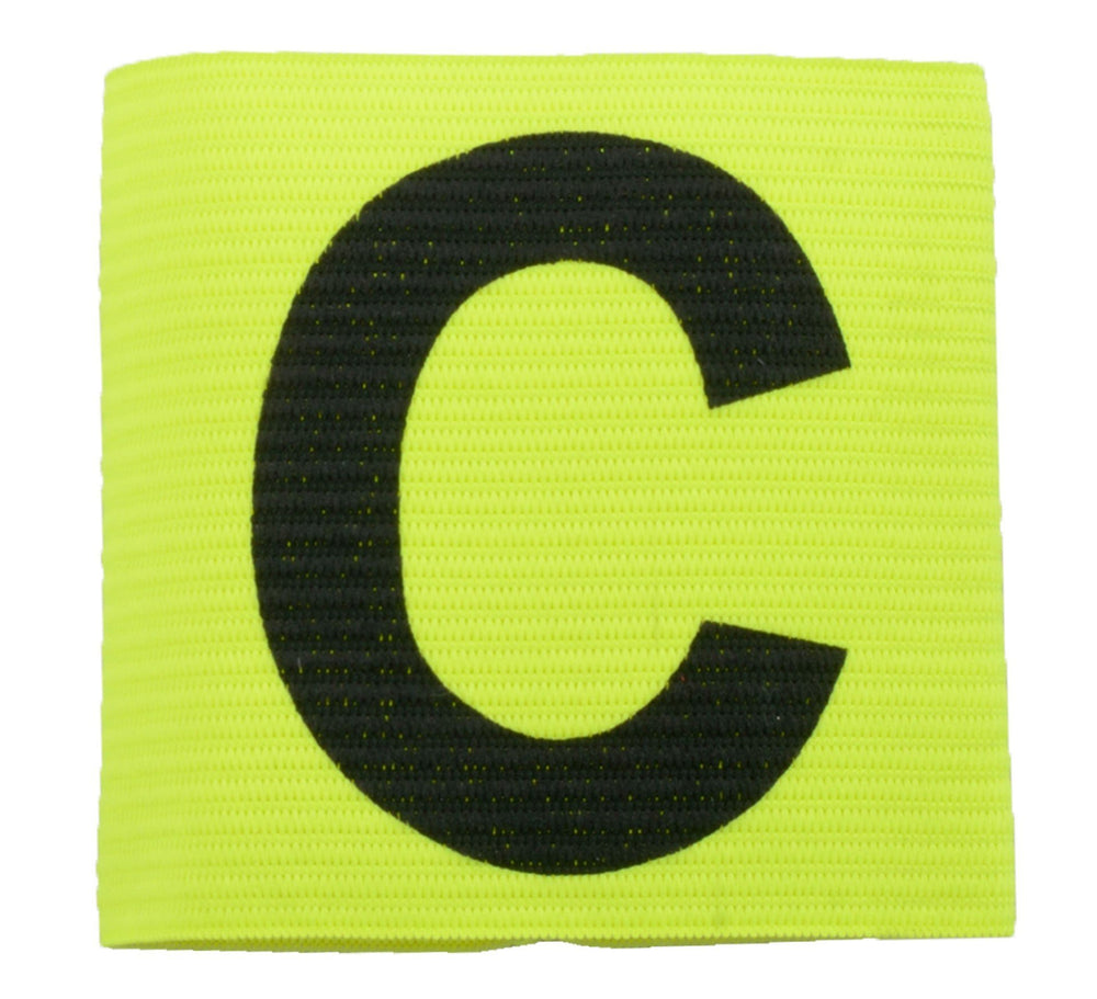 Captains Armband Lime