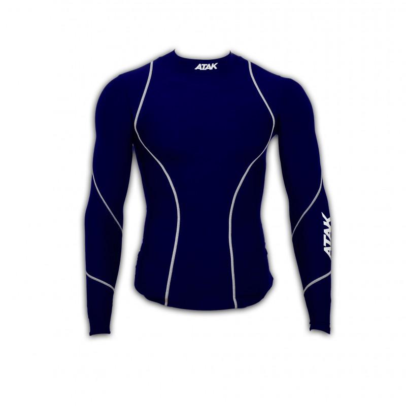 ATAK Compression Shirt Navy