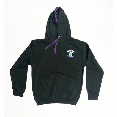 Portrane HC Hoodie Black/Purple