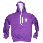 Portrane HC Hoodie Purple/Grey