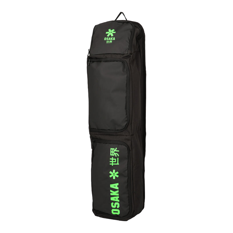 OSAKA Hockey Iconic Black Sports Stickbag Large 2020 Left Side