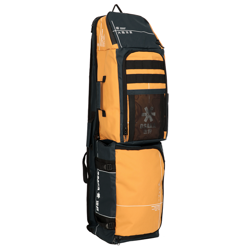 Osaka Hockey Pro Tour Modular Stickbag XLarge 2020 Choccy Mix Right Side