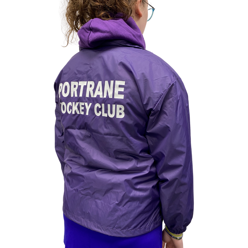 Portrane HC Jacket Senior Back