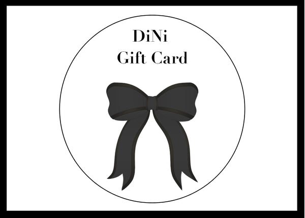 DiNi Gift Card