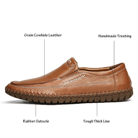 Men's Premium Genuine Leather Shoes