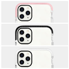 iPhone Ultra-Aseismic Case - Black and White Dots