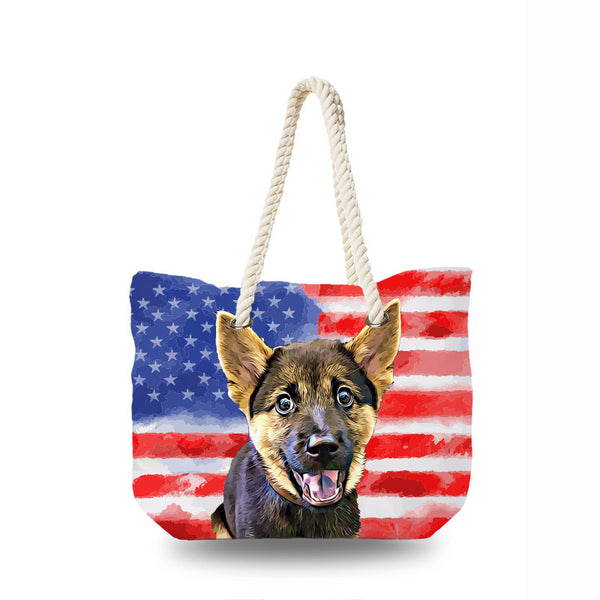 Canvas Bag - The USA