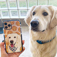 Custom iPhone Ultra-Aseismic Case - Pets United Plus