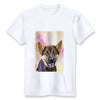 Custom T-shirt - Sweet Watercolor