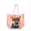 Canvas Bag - Pink Sands Beach