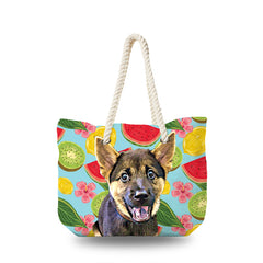 Canvas Bag - Fruit Party