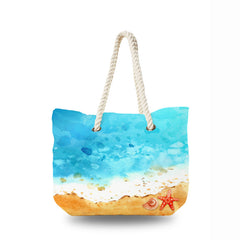 Canvas Bag - Beach Day