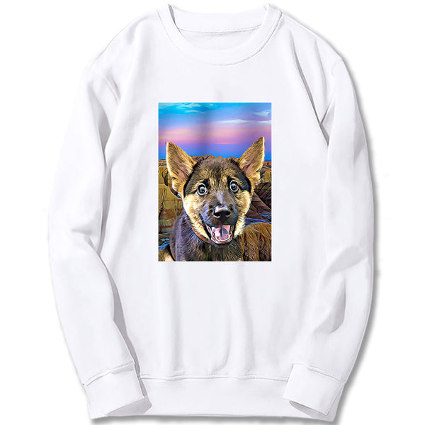 Custom Sweatshirt - Badlands