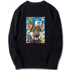 Custom Sweatshirt - Pop