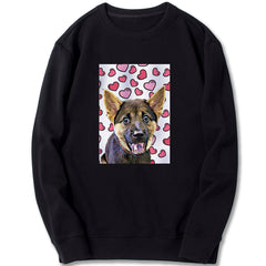 Custom Sweatshirt - I Feel Like Love