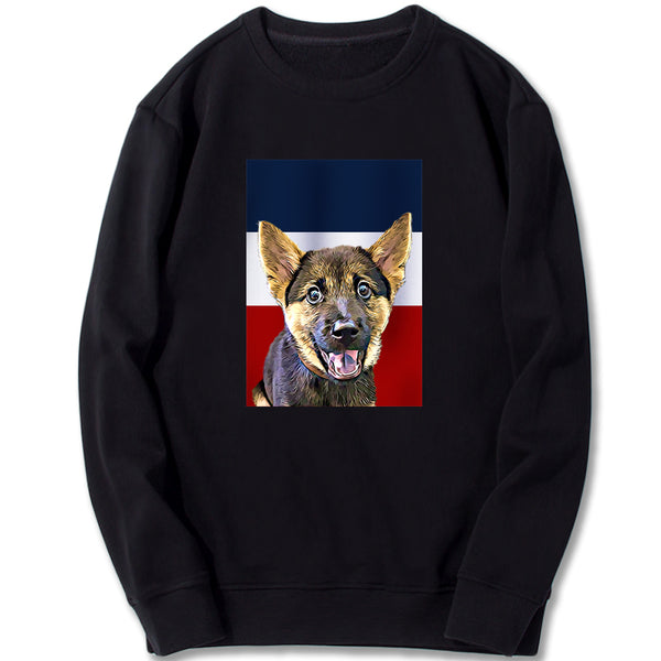 Custom Sweatshirt - BWR