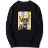 Custom Sweatshirt - Yellow Banana
