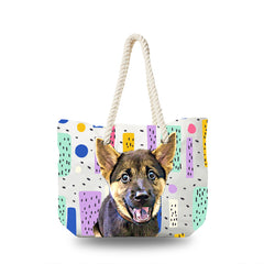 Canvas Bag - Modern Painting 2