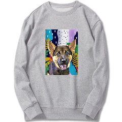 Custom Sweatshirt - Tropical