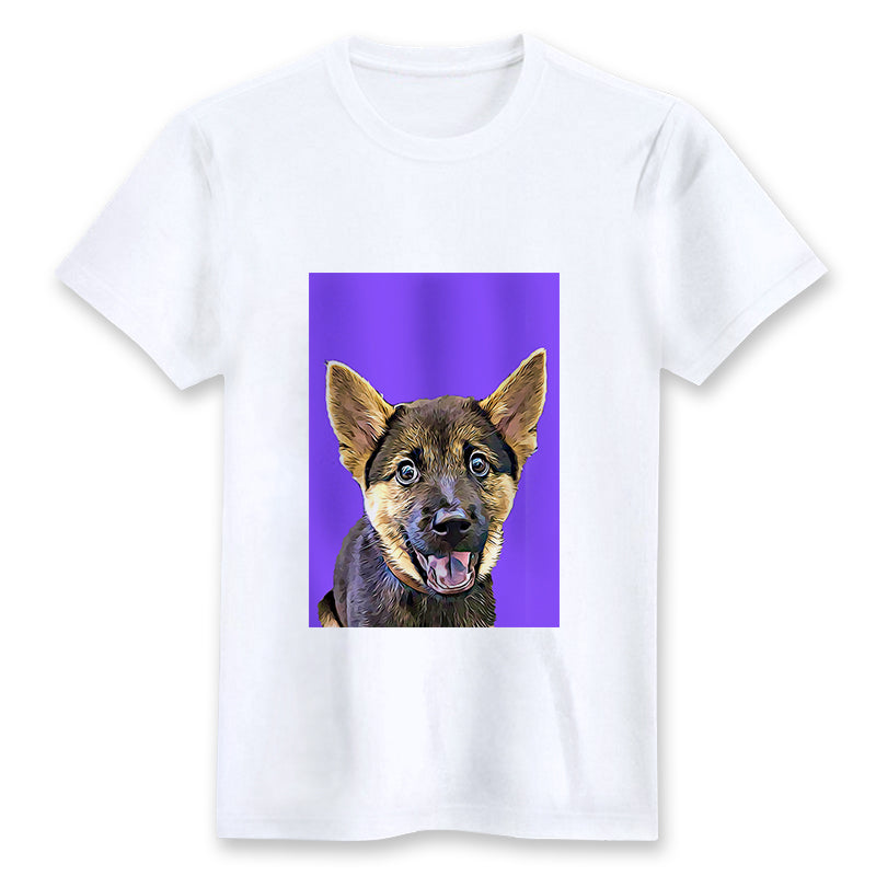 Custom T-shirt - Dewberry