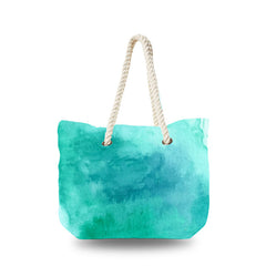 Canvas Bag - Sea Splash