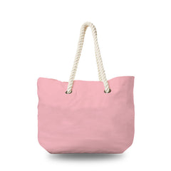 Canvas Bag - Light Pink