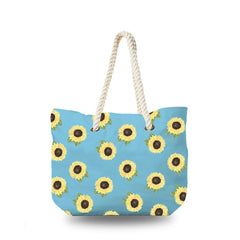 Canvas Bag - Sun Flowers