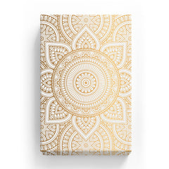 Canvas Print - Gold Medallion