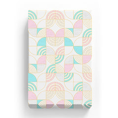 Canvas Print - Pink Geometric
