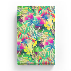 Canvas Print - Summertime Watercolor Floral
