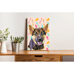 Canvas Print - Boho Pattern