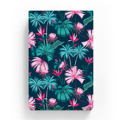 Canvas Print - Abstrat Spring Tropical