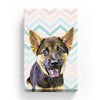 Pet Canvas - Scandinavian Pattern