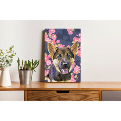 Canvas Print - Sakura in The Dark