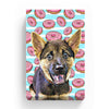 Canvas Print - Yummy Pink Donuts