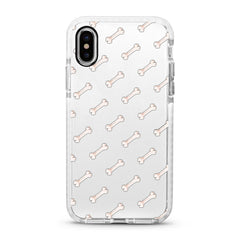 iPhone Ultra-Aseismic Case - Milk Bones