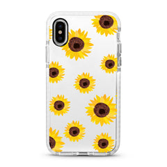 iPhone Ultra-Aseismic Case - Sunny Sunflowers