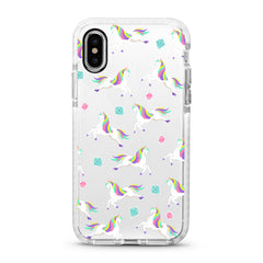 iPhone Ultra-Aseismic Case - Unicorn Dream