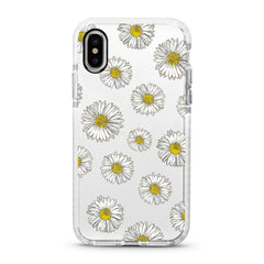 iPhone Ultra-Aseismic Case - Chrysanthemum Floral