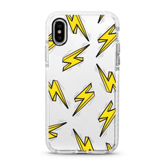 iPhone Ultra-Aseismic Case - The Flash Lighting