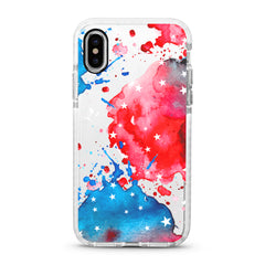 iPhone Ultra-Aseismic Case - American Water Splash